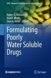 Formulating Poorly Water Soluble Drugs ebook by