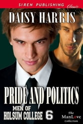 Pride and Politics ebook by Daisy Harris
