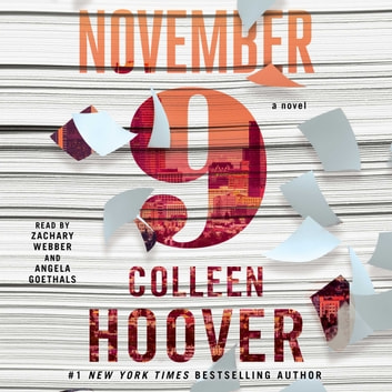 November 9 - A Novel audiobook by Colleen Hoover