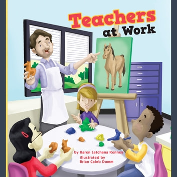 Teachers at Work audiobook by Karen Latchana Kenney