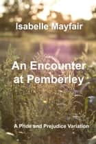 An Encounter At Pemberley - A Pride and Prejudice Variation ebook by