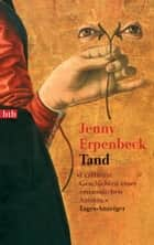 Tand ebook by Jenny Erpenbeck