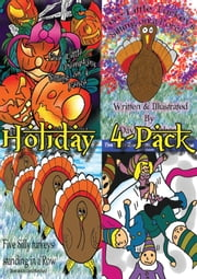 Holiday 4-Pack ebook by David Blanchard