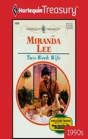 Two-Week Wife ebook by Miranda Lee