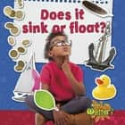 Does it sink or float? ebook by Susan Hughes