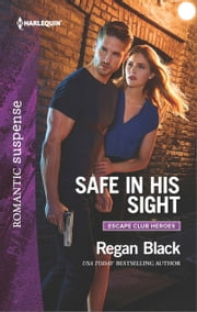 Safe in His Sight ebook by Regan Black