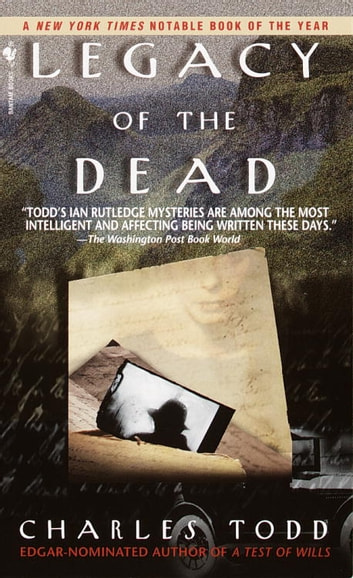 Legacy of the Dead ebook by Charles Todd