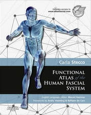 Functional Atlas of the Human Fascial System ebook by Carla Stecco