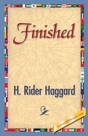 Finished ebook by Haggard, H. Rider