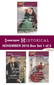 Harlequin Historical November 2016 - Box Set 1 of 2 - Once Upon a Regency Christmas\The Discerning Gentleman's Guide\The Runaway Governess ebook by Harlequin,Virginia Heath,Liz Tyner