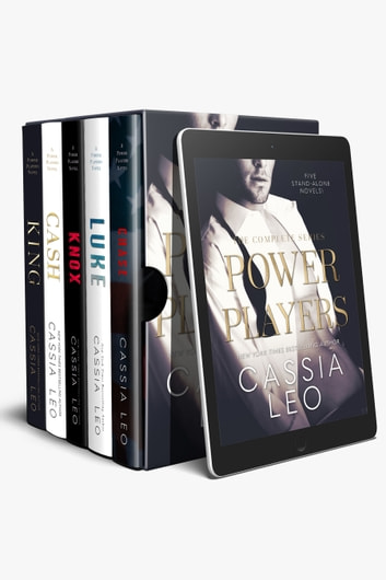 Power Players Box Set: The Complete Series - Five Stand-Alone Bad Boy Billionaire Romance Novels ebook by Cassia Leo