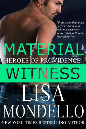 Material Witness ebook by Lisa Mondello,L A Mondello