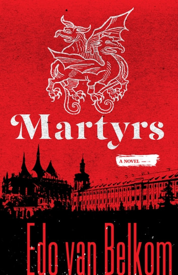 Martyrs ebook by Edo van Belkom