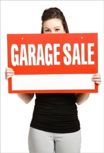 A Beginners Guide To Having A Garage Sale ebook by Ian Jones