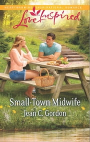 Small-Town Midwife ebook by Jean C. Gordon
