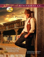 The Marshal's Promise (Mills & Boon Love Inspired Historical) ebook by Rhonda Gibson