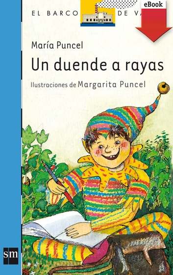 Un duende a rayas (eBook-ePub) ebook by María Puncel