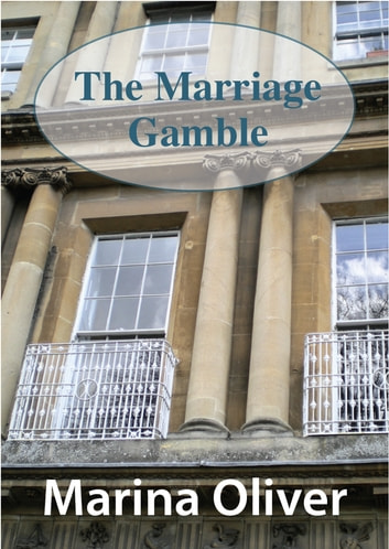 The Marriage Gamble ebook by Marina Oliver