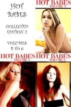 Hot Babes Collected Edition 2 - Volumes 4 to 6 - A sexy photo book! ebook by Lisa Barnes