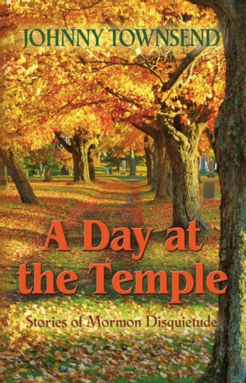 A Day at the Temple ebook by Johnny Townsend