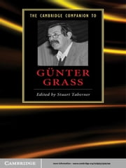 The Cambridge Companion to Günter Grass ebook by Stuart Taberner