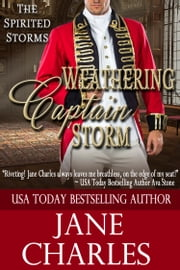 Weathering Captain Storm ebook by Jane Charles