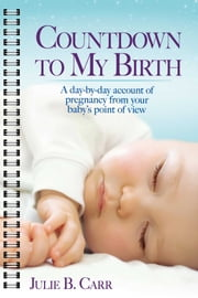 Countdown to My Birth - A day by day account from your baby's point of view ebook by Julie B Carr