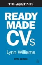 Readymade CVs ebook by Lynn Williams