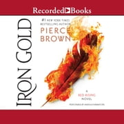 Iron Gold audiobook by Pierce Brown