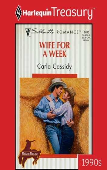 Wife for a Week ebook by Carla Cassidy
