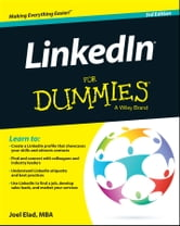LinkedIn For Dummies ebook by Joel Elad