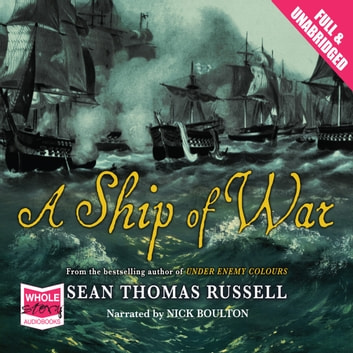 A Ship of War audiobook by Sean Thomas Russell