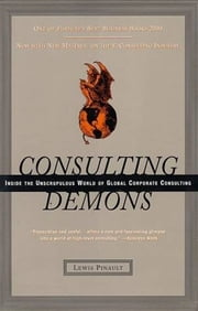 Consulting Demons ebook by Lewis Pinault