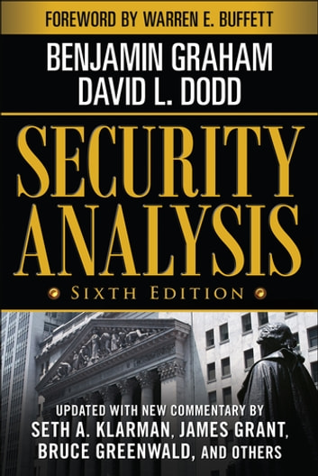 Security analysis sixth edition foreword by warren buffett ebook security analysis sixth edition foreword by warren buffett ebook by benjamin grahamdavid fandeluxe Gallery