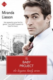 The Baby Project ebook by Miranda Liasson