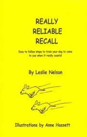 REALLY RELIABLE RECALL BOOKLET ebook by Leslie Nelson
