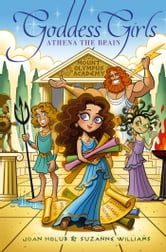 Athena the Brain ebook by Joan Holub,Suzanne Williams