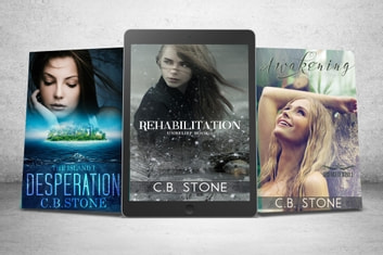 Stone Dystopia: 3 Book Set ebook by C.B. Stone