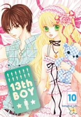 13th Boy, Vol. 10 ebook by SangEun Lee
