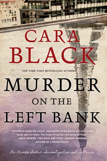 Murder on the Left Bank ebook by Cara Black