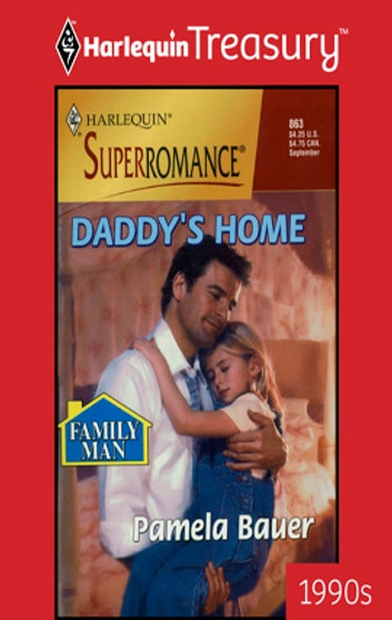 Daddy's Home ebook by Pamela Bauer