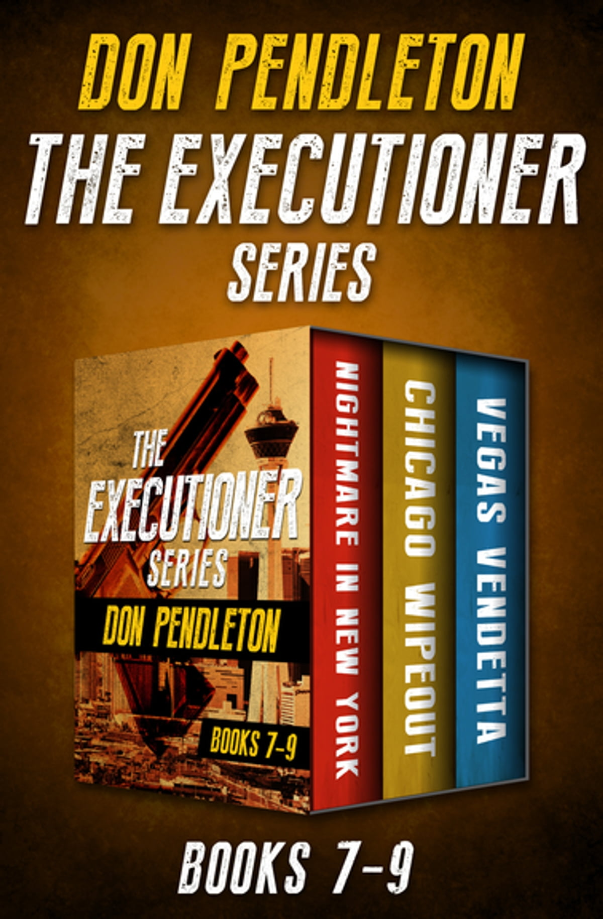 The Executioner Series Books 7–9 eBook by Don Pendleton - 9781504056977 |  Rakuten Kobo
