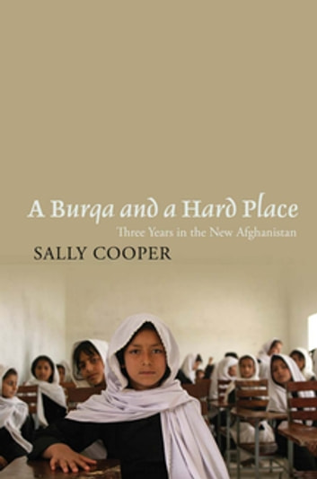 A Burqa and a Hard Place ebook by Sally Cooper
