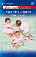 Archer's Angels (Mills & Boon American Romance) ebook by Tina Leonard