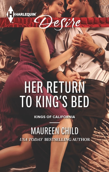 Her Return to King's Bed ebook by Maureen Child