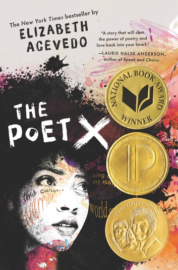 The Poet X eBook by Elizabeth Acevedo
