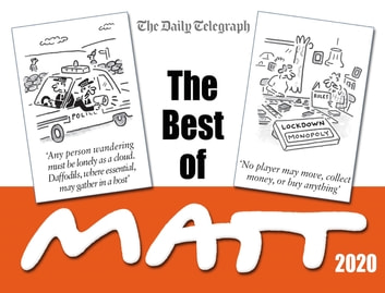 The Best of Matt 2020 - The funniest and best from the Cartoonist of the Year ebook by Matt Pritchett