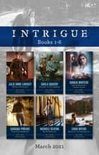 Intrigue Box Set Mar 2021/SVU Surveillance/Stalker in the Shadows/Rescue Mission - Secret Child/Cold Case Reopened/The Prosecutor/Mountain Investi ebook by Carla Cassidy, Cindi Myers, Danica Winters,...