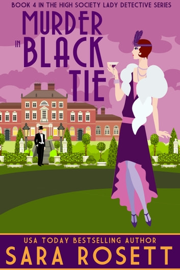 Murder in Black Tie ebook by Sara Rosett