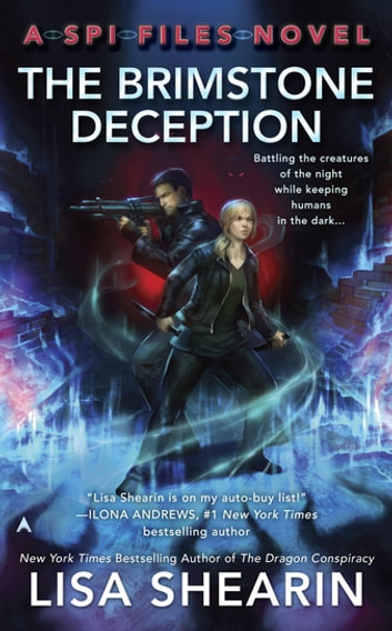 The Brimstone Deception ebook by Lisa Shearin